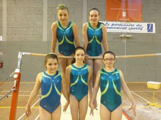 Compétition Régionale DIR équipes