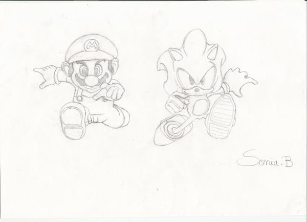 Thème 6: Mario et Sonic