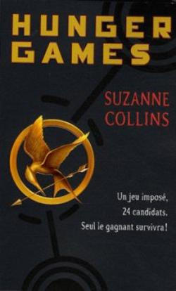 Hunger games, tome 1 de Suzanne Collins