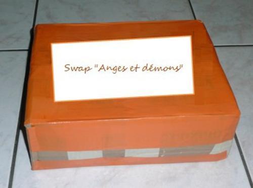"""Swap """"Anges et démons"""""""