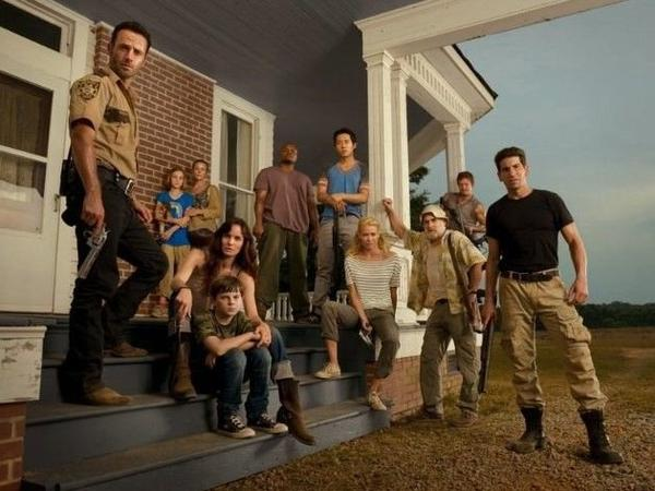 Bilan: The Walking Dead S02