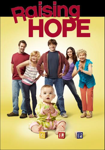 Bilan: Raising Hope S01