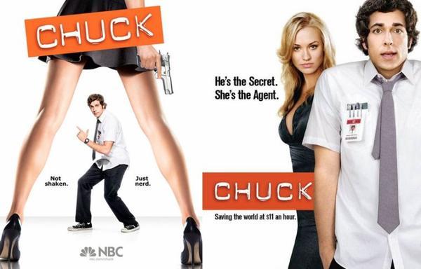 Big Bilan de fin de série: Chuck S01-02