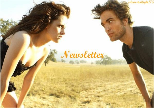 Newsletter ❀
