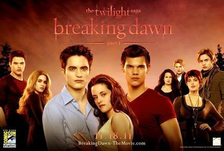Twilight 4 : une nouvelle affiche du quatrième volet dévoilée