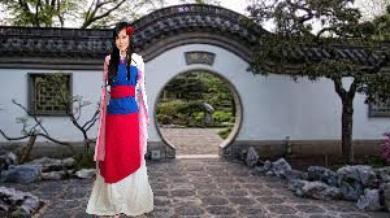 Katie Leung ( Mulan Disney )