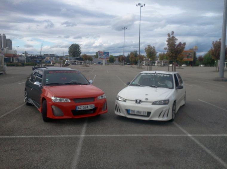 Peugeot 306 maxi-demone