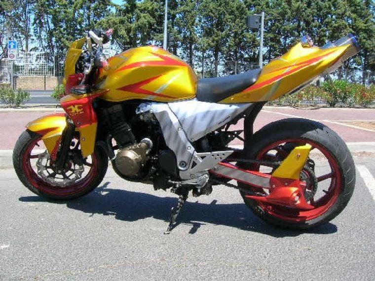 Kawasaki z750 tuning