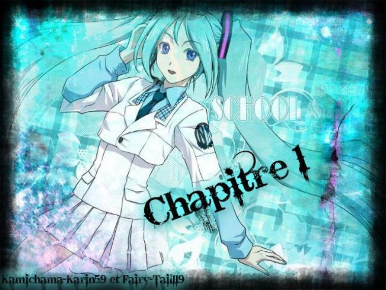 Vocaloid Chapitre I
