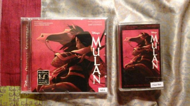 B.O Mulan