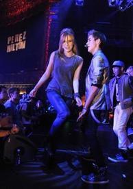 IM5 à la fête de Perez Hilton le 6 septembre :