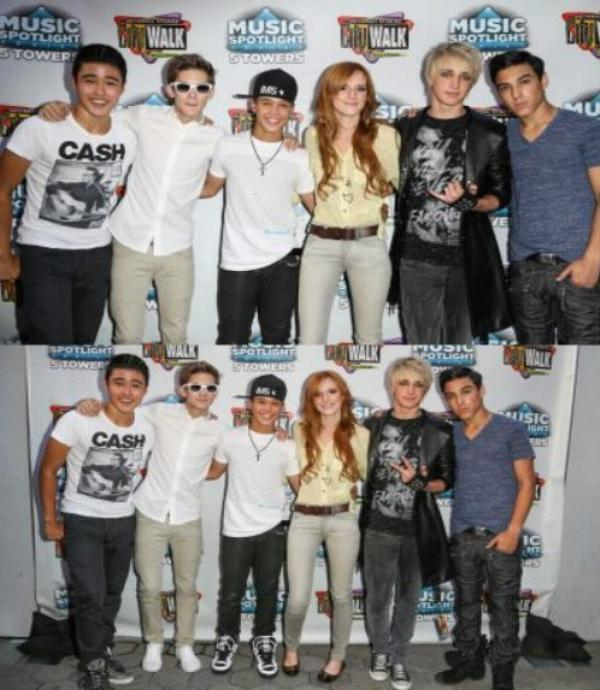 IM5 & Bella au City Walk le 31 août :