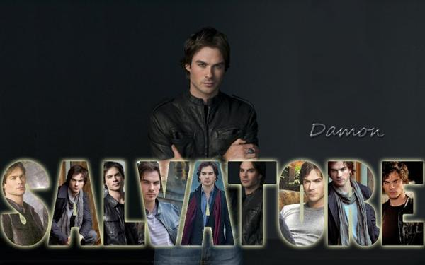 Les personnages principaux de vampire diaries