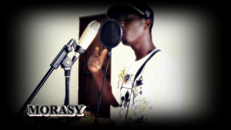 Morasy en mode studio !!!
