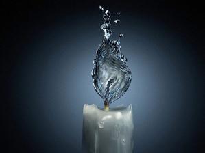 Petite réflexion sur l'eau.