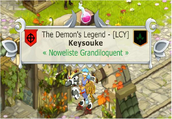 Présentation Keysouke
