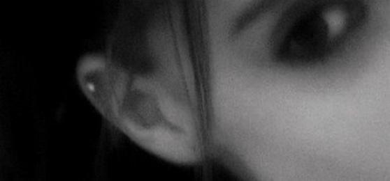 Mon piercing. ♥