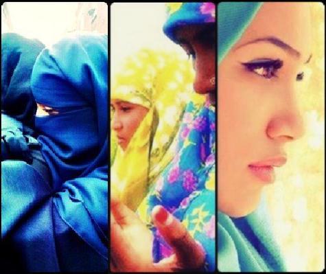 Al Hamdoulileh Je Préfère être avec mes Soeurs dans le Din que d'imiter le souk de Beyonce