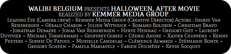HALLOWEEN  ---------------------- THE OFFICIAL AFTER MOVIE 2011 -----------------------