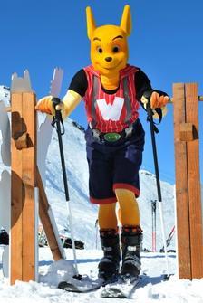 Walibi s'offre une piste de ski dans les Alpes !