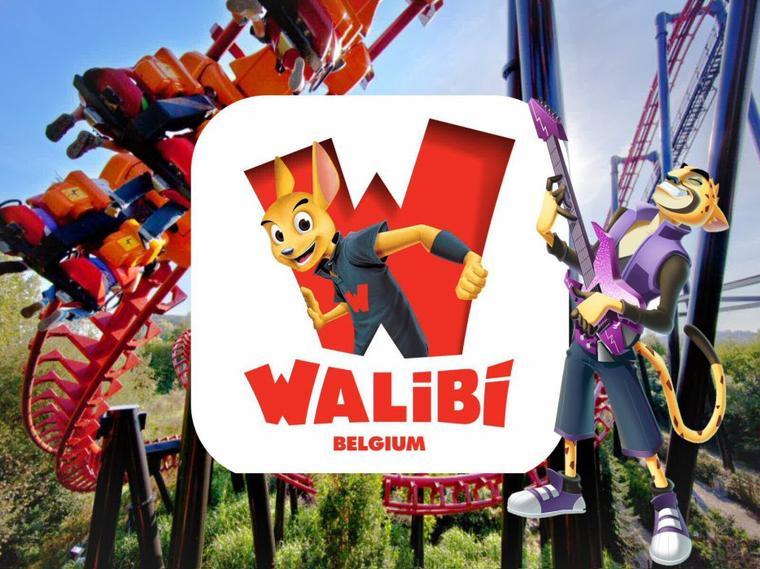 Rubrique de Walibi Belgium.