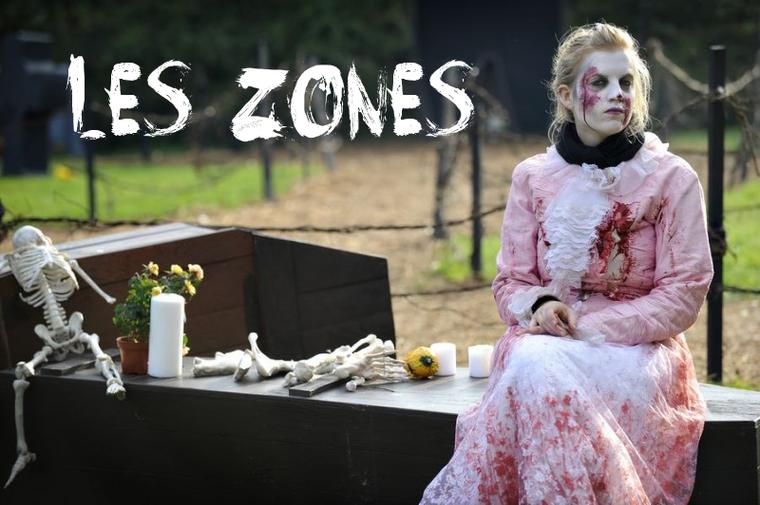 Zones Halloween Zombie Attack 2012 (Walibi)