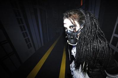 Insomnia (House) Halloween Zombie Attack 2012 (Walibi)