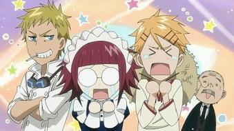 kuroshitsuji : personnages