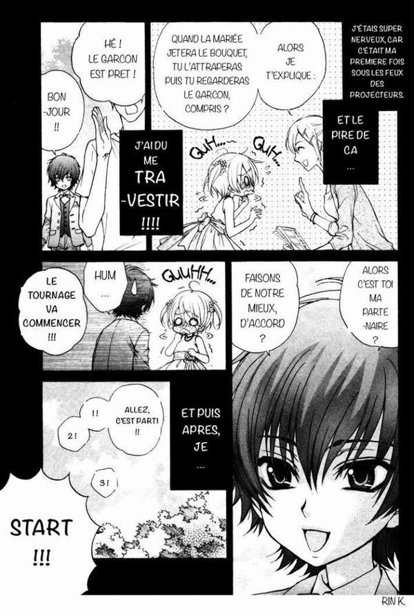 Love stage chapitre 1 ( partie 1 )