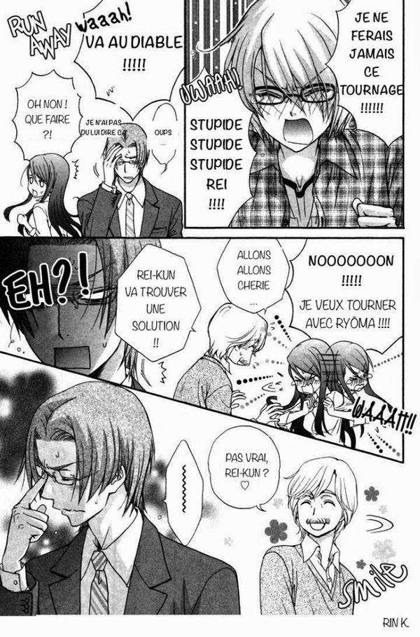 Love stage chapitre 1 ( partie 3 )