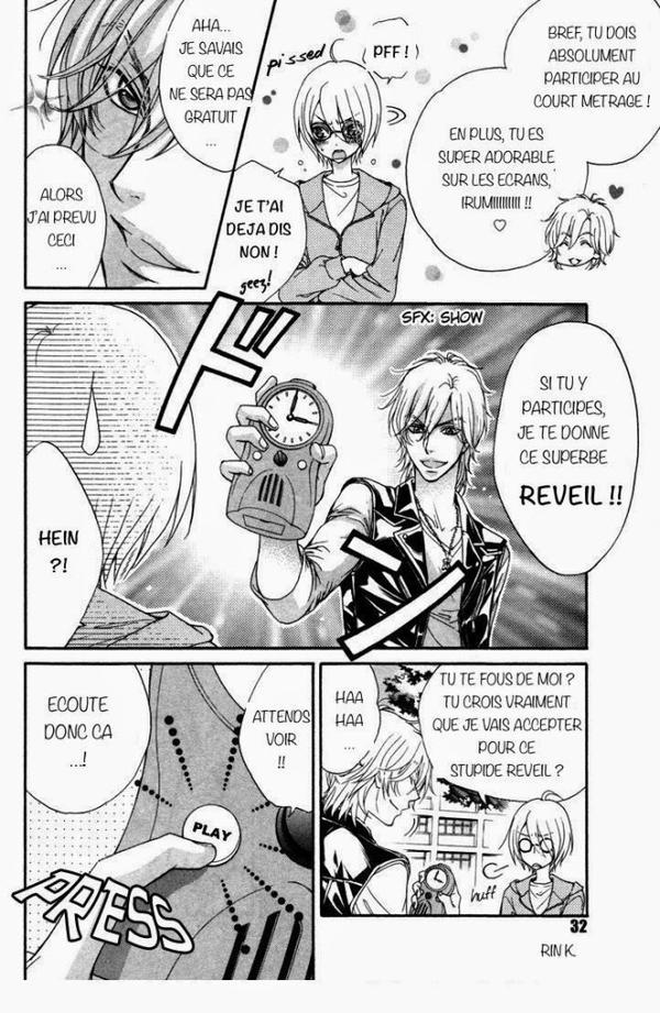Love stage chapitre 1 ( partie 4 )