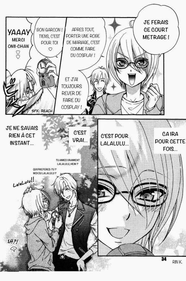 Love stage chapitre 1 ( partie 5 )