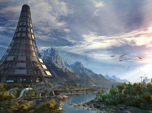 Dellchya-Monde des 8 Merveille