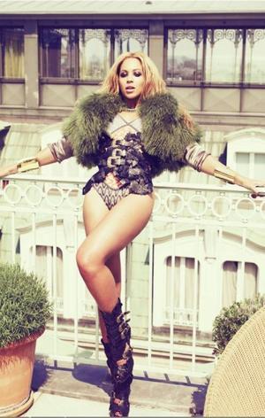 Beyoncé parle de Lady Gaga !