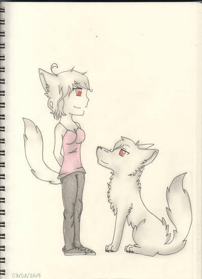 Human VS Wolf