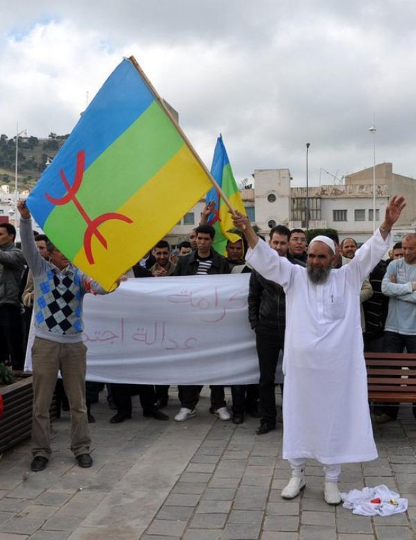 Les Amazighs sont ils des sous-hommes !!!
