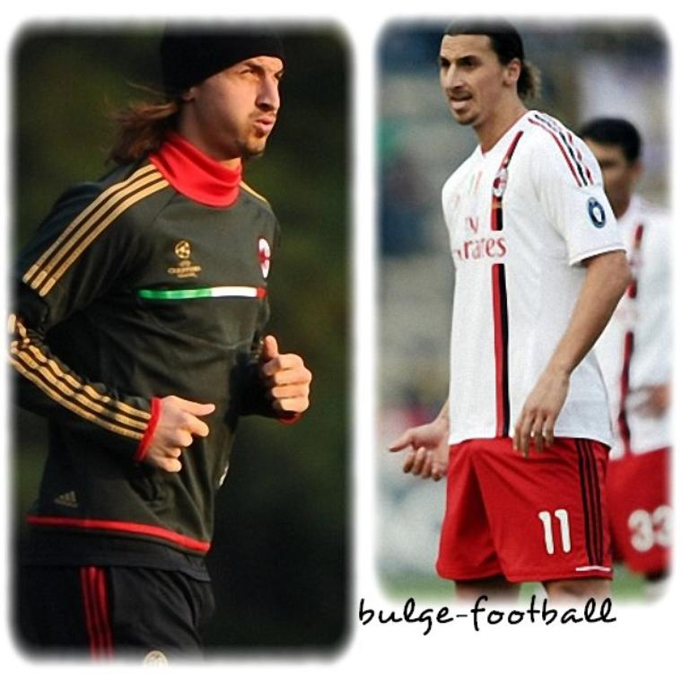 Zaltan Ibrahimovic big bulge