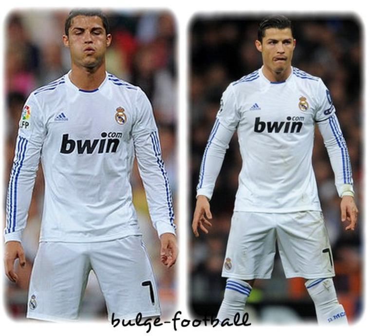 Cristiano Ronaldo el piqueton 2 ? bulge