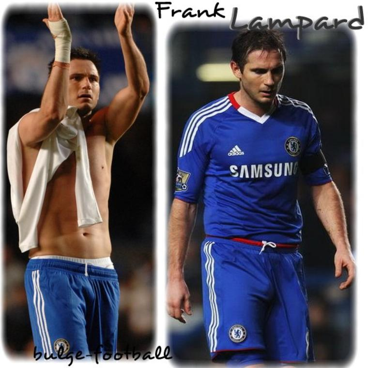 Frank Lampard Big bulge