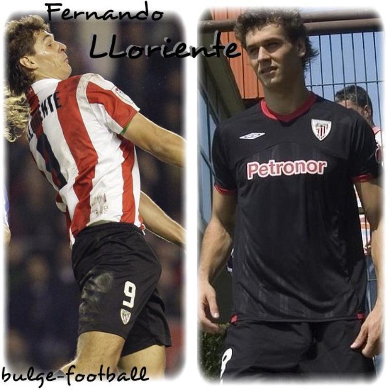 Fernando Llorente big bulge