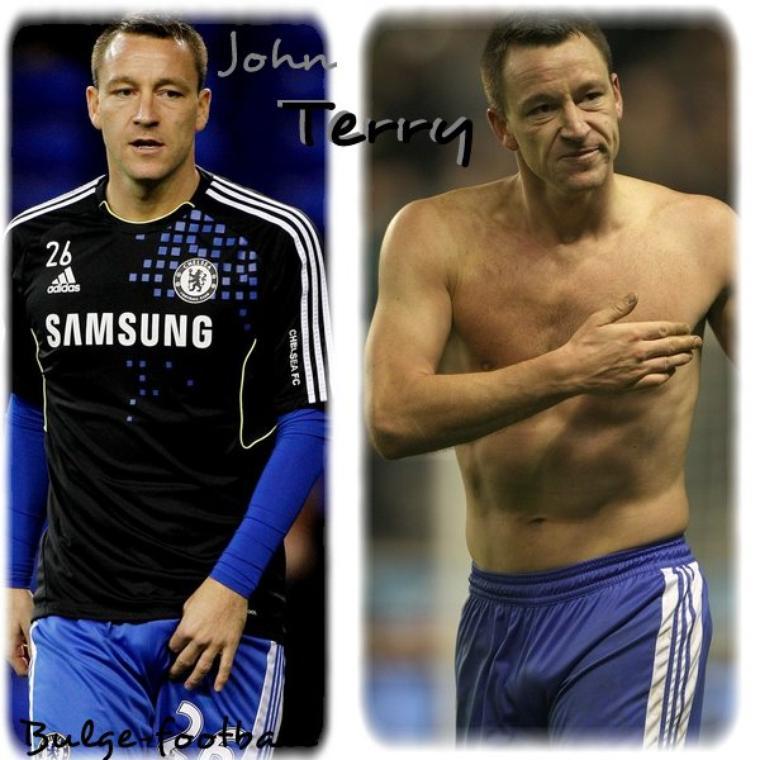 John Terry Bulge