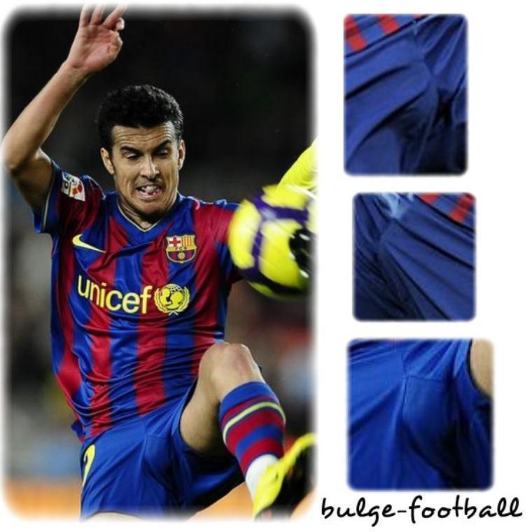 Fc Barcelona big bulge (Cesc Fàbregas, Pedro Rodriguez, Cristian Tello