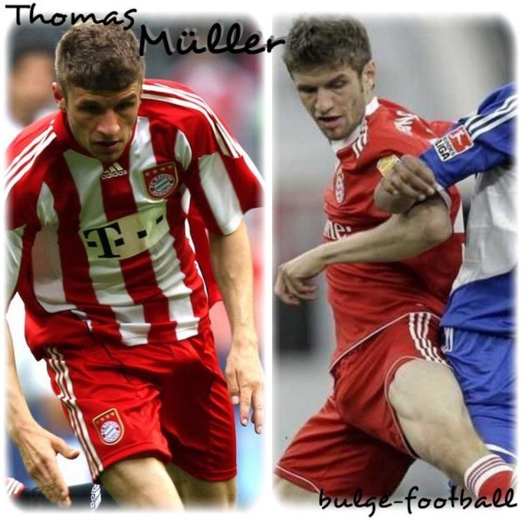 Thmoas Müller Big bulge