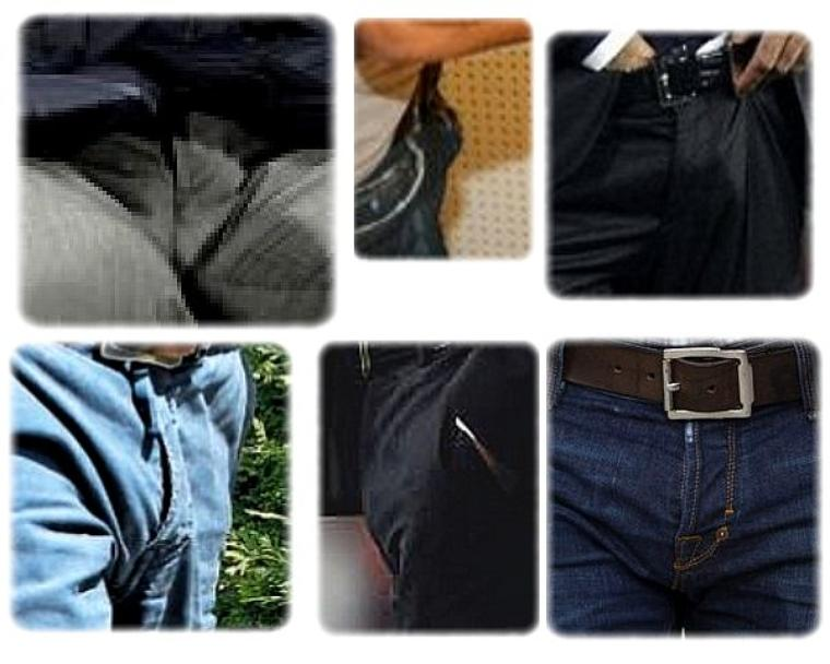 Pep Guardiola big bulge