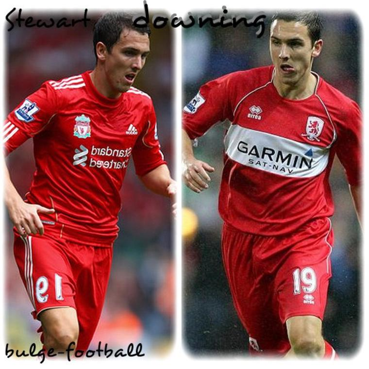 stewart downing massive bulge