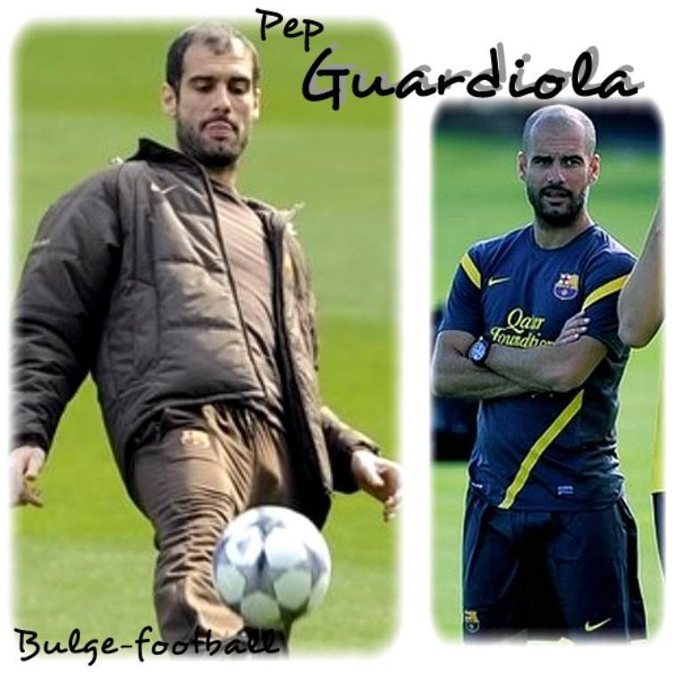 Pep Guadriola big bulge