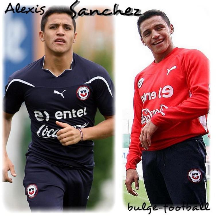 Alexis Sanchez XXL bulge