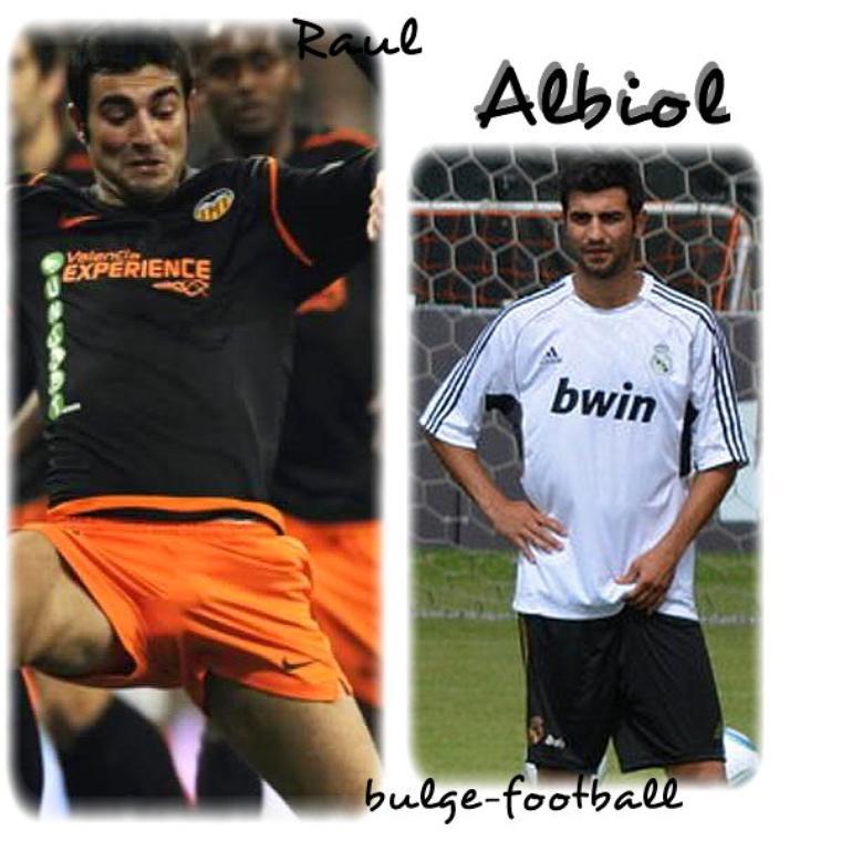 Raul Albiol bulge