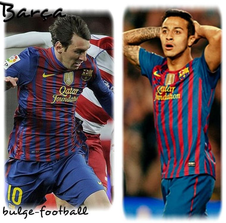 Fc barcelona big bulge