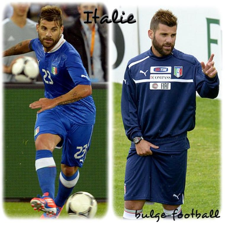 Euro 2012 : Italie bulge